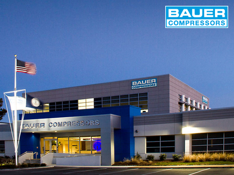 BAUER COMPRESSORS Inc. Building
